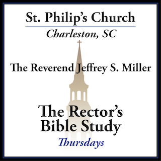 Rector's Bible Study Podcast small