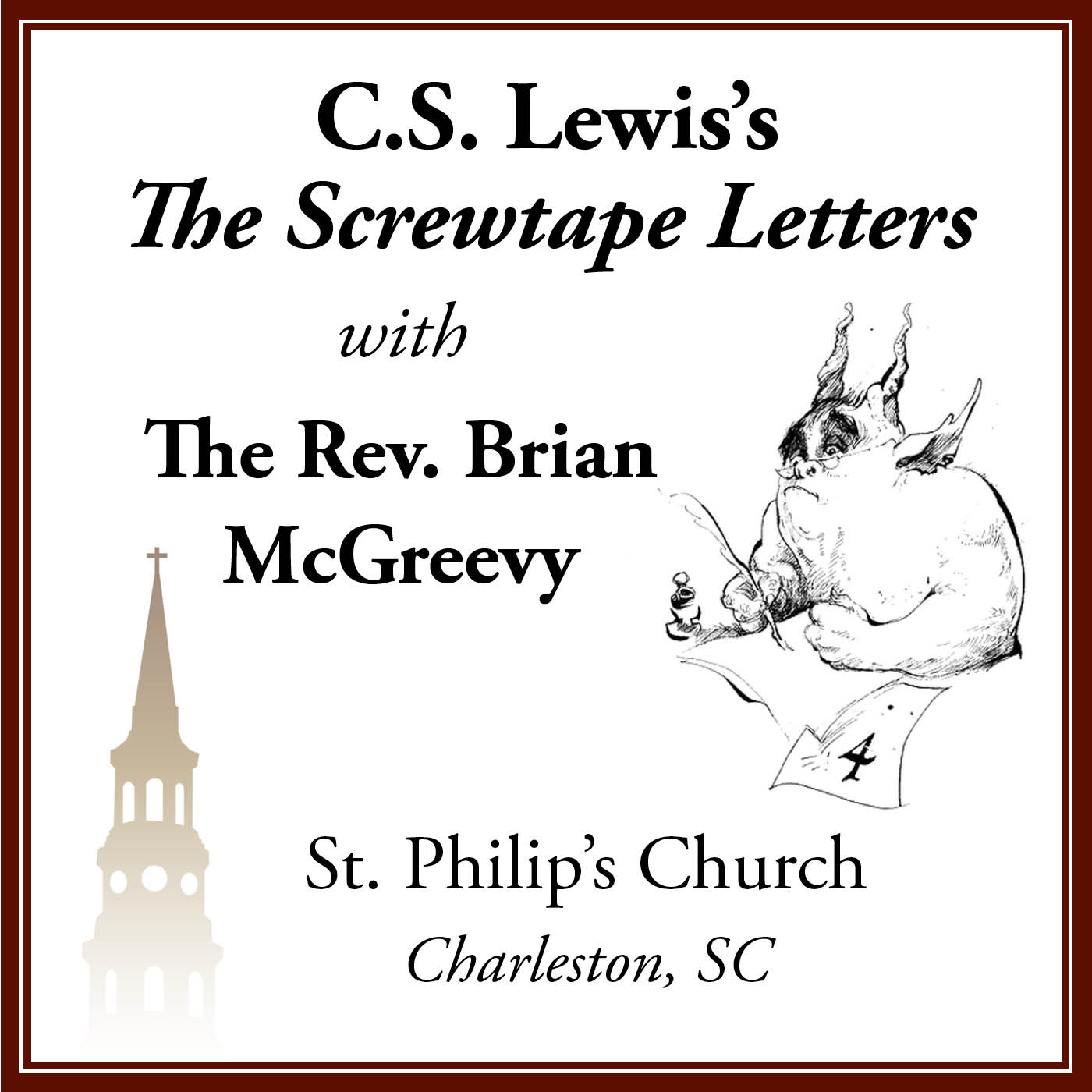 Screwtape Podcast