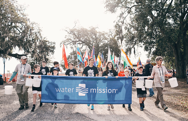 Water Mission 2019 recap