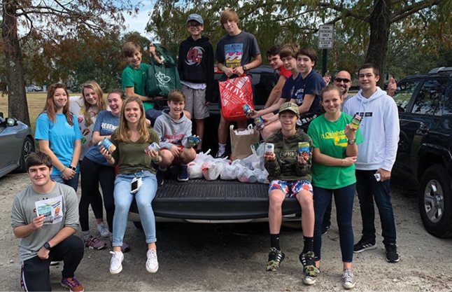 Youth Service Project Fall 2019