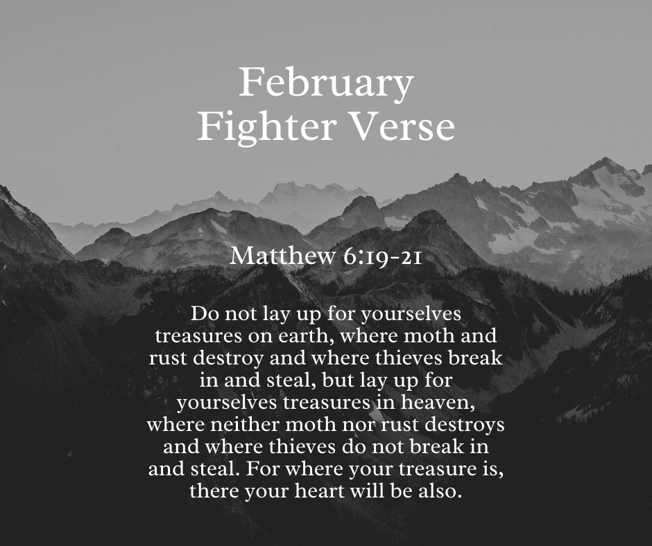 February Fighter Verse