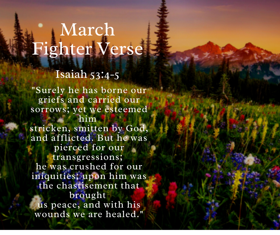 March Fighter Verse