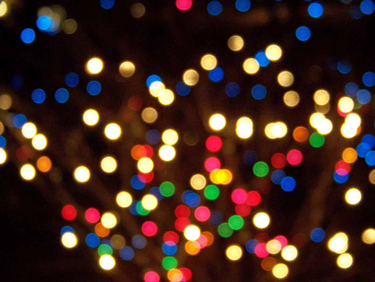 out-of-focus-christmas-lights image