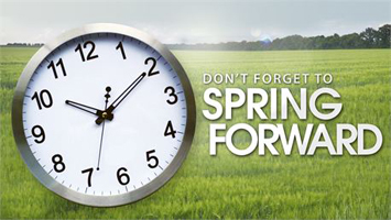 Dont Forget To Spring Forward image