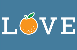 Love_orange Event Graphic image