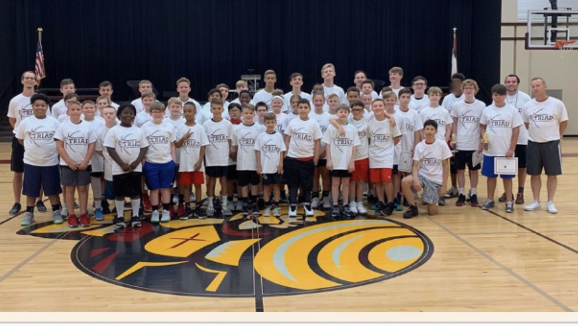 2019 Boys BBall Camp