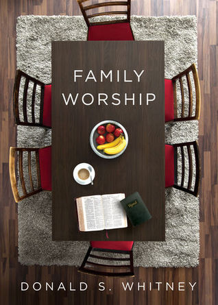 Family Worship Book Cover