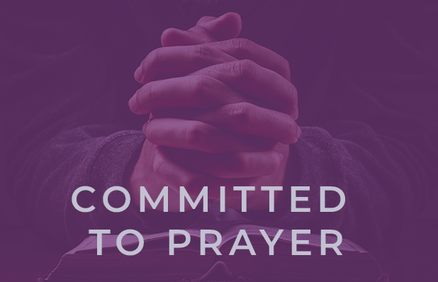 Online Campus Prayer Tab