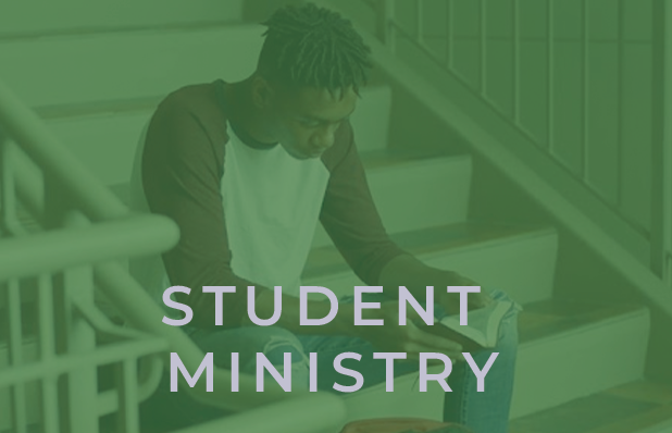 Online Campus Student Ministry Tab