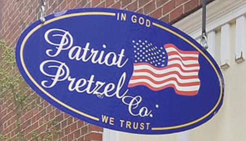 Patriot Pretzel