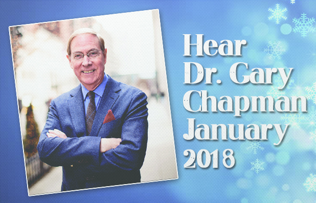 TBC Featured Blog Post Gary Chapman