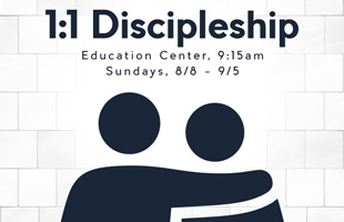 1to1discipleship-event image