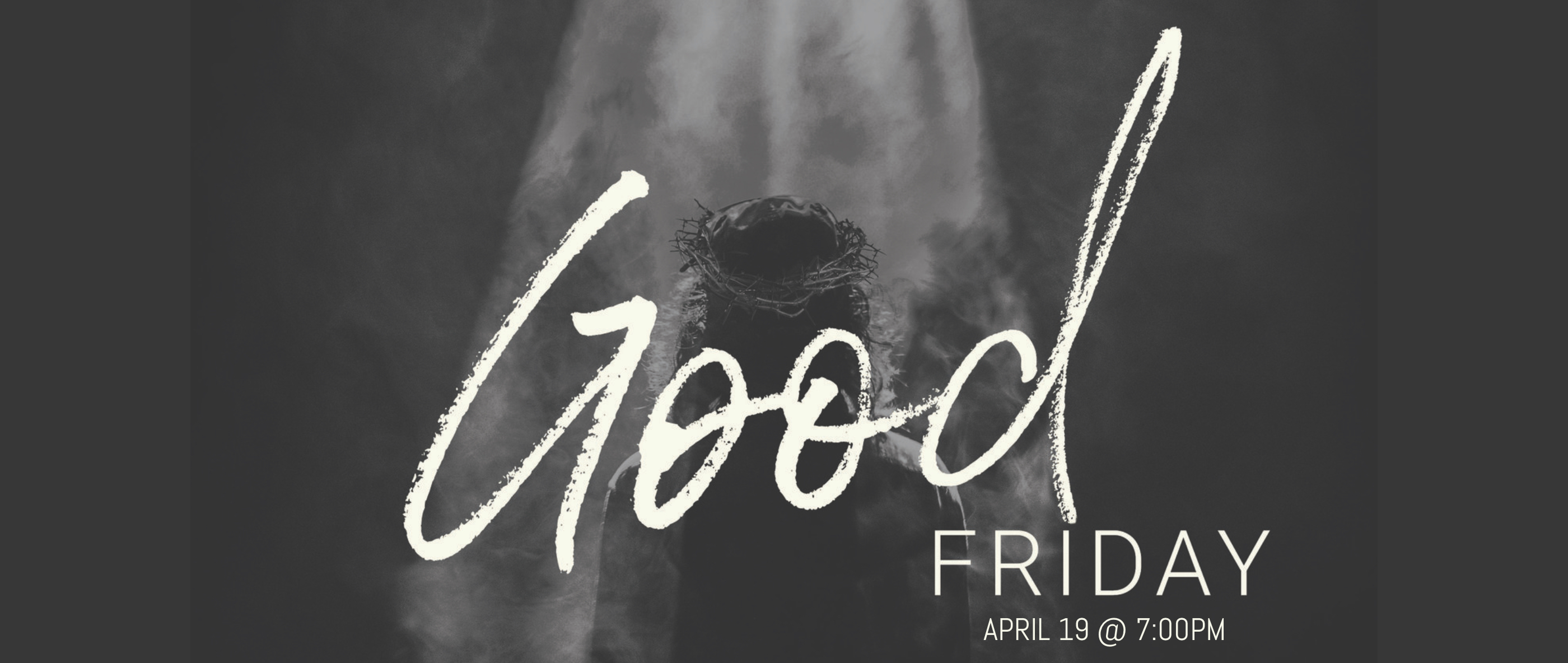Good Friday 2019 B