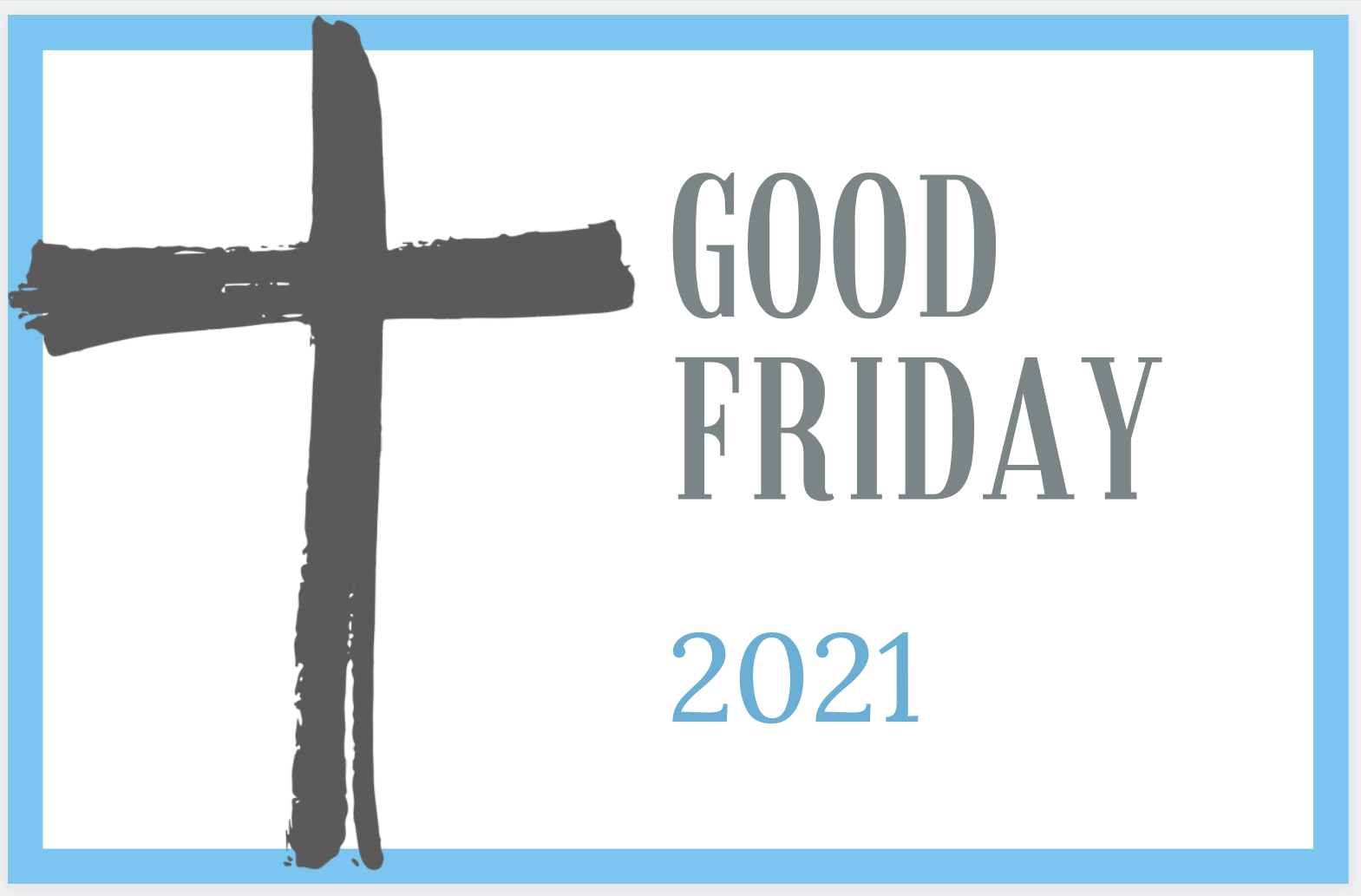 Good Friday - website image