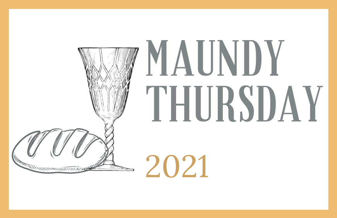 Maundy Thursday - website image