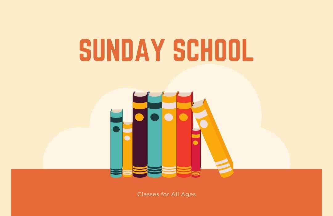 Sunday School 1080 x 700 image