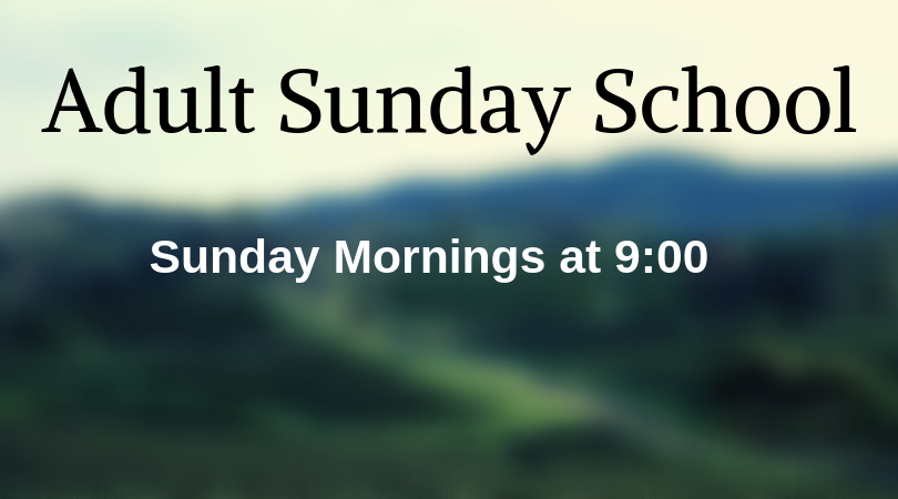 Copy of Adult Sunday School image