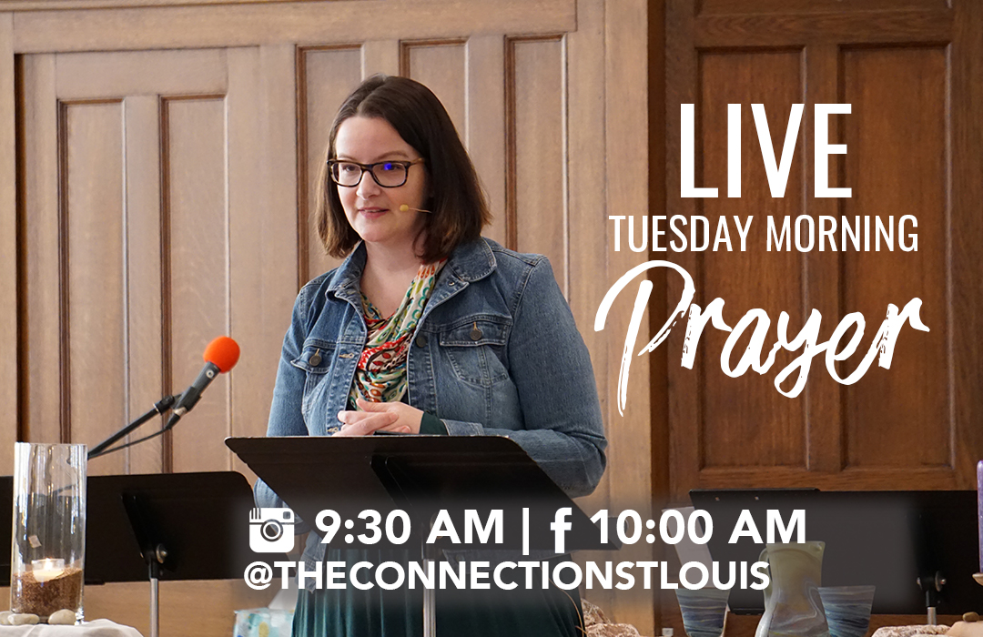 Tuesday Live Prayer_FeaturedEvent image
