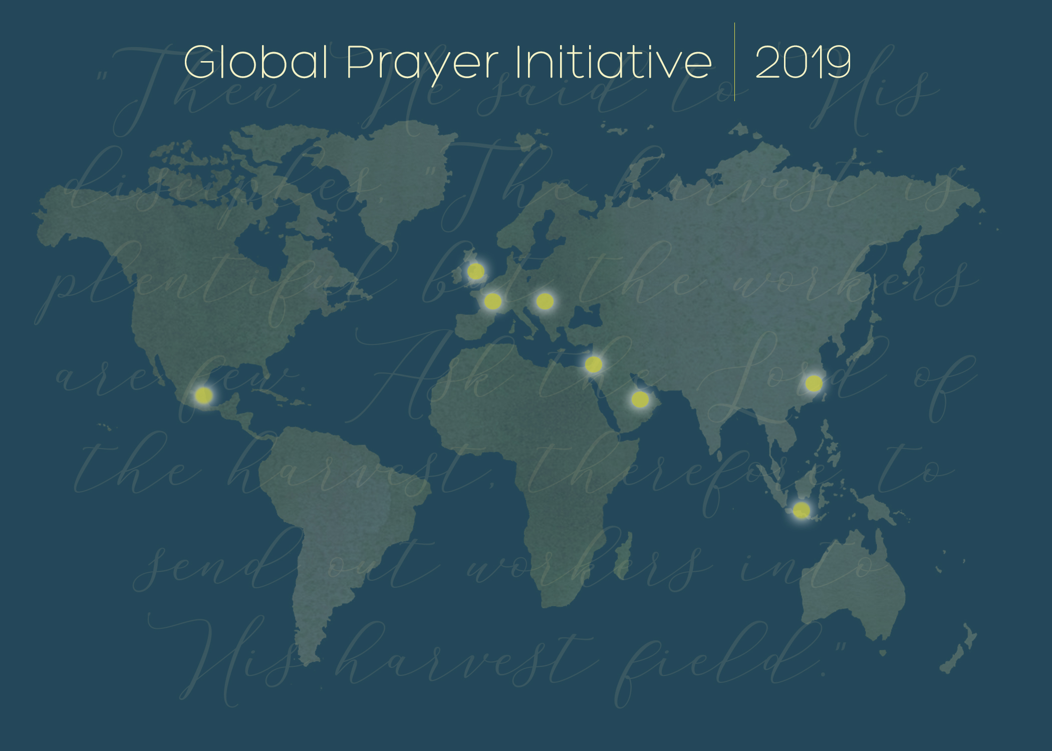 Global Prayer Initiative