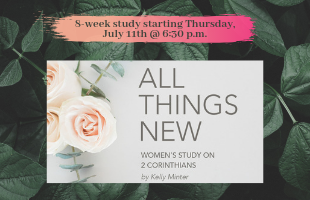 All Things New - Website - Featured Event image
