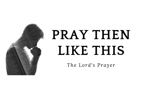 Blog Post Pray then like this