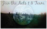 Acts 1,8 Team