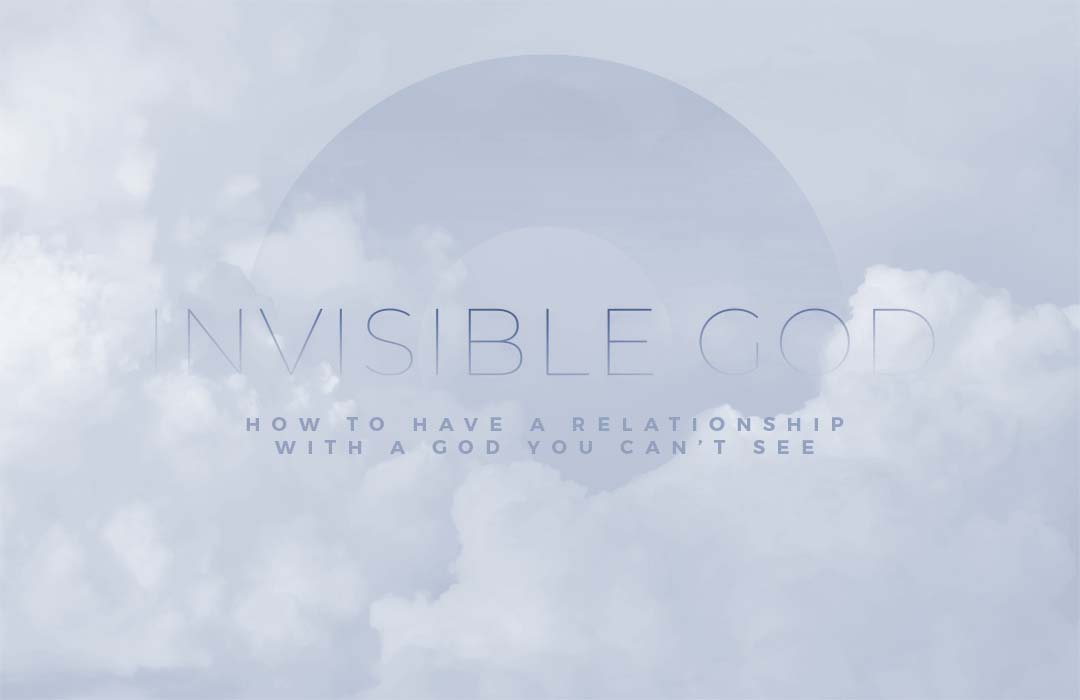 Invisible God In The Clouds - Calendar image