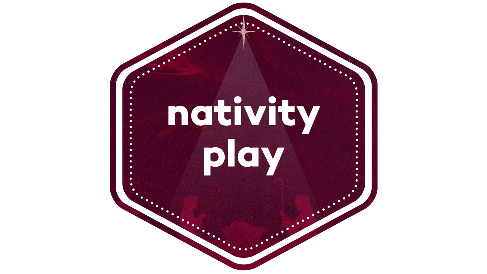 Nativity Play - Wide image