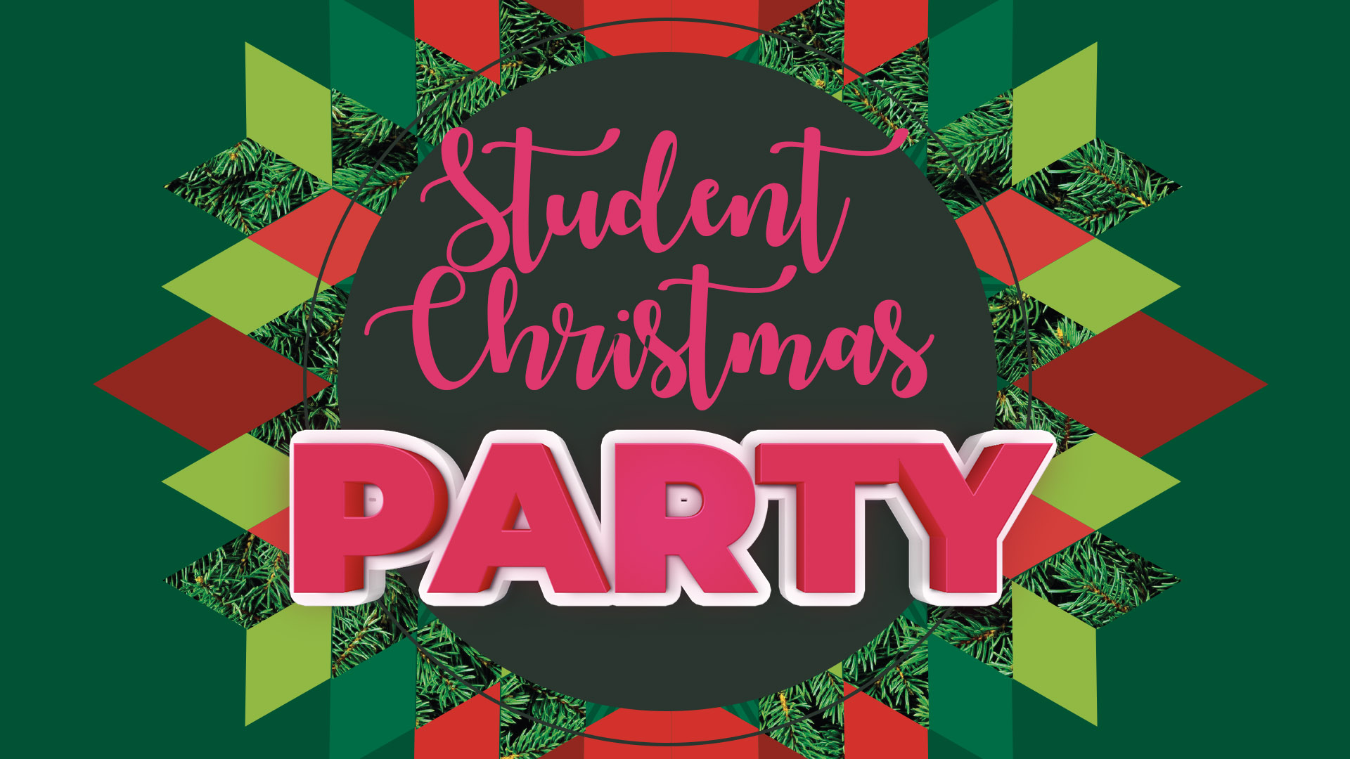 Student Christmas Party image