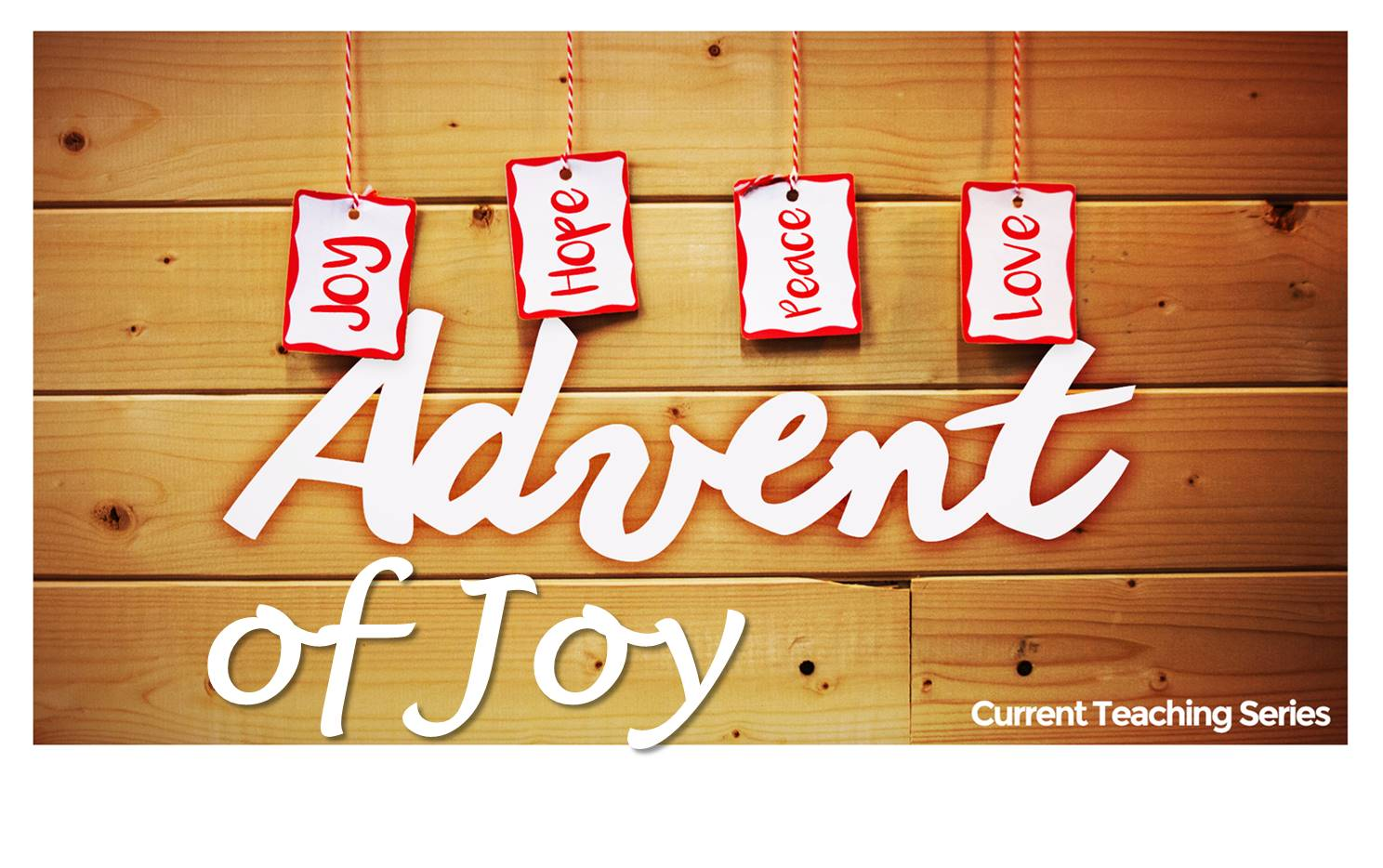 Advent of Joy