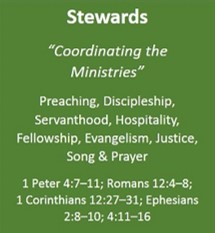 Stewards - Coordinate