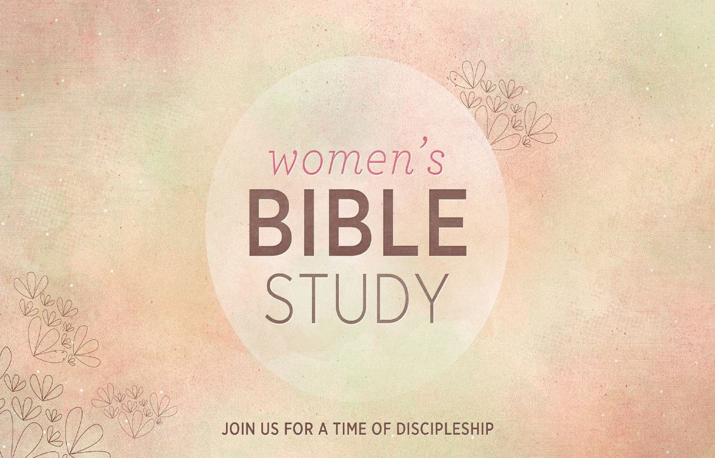 Women's Bible Study Rotator