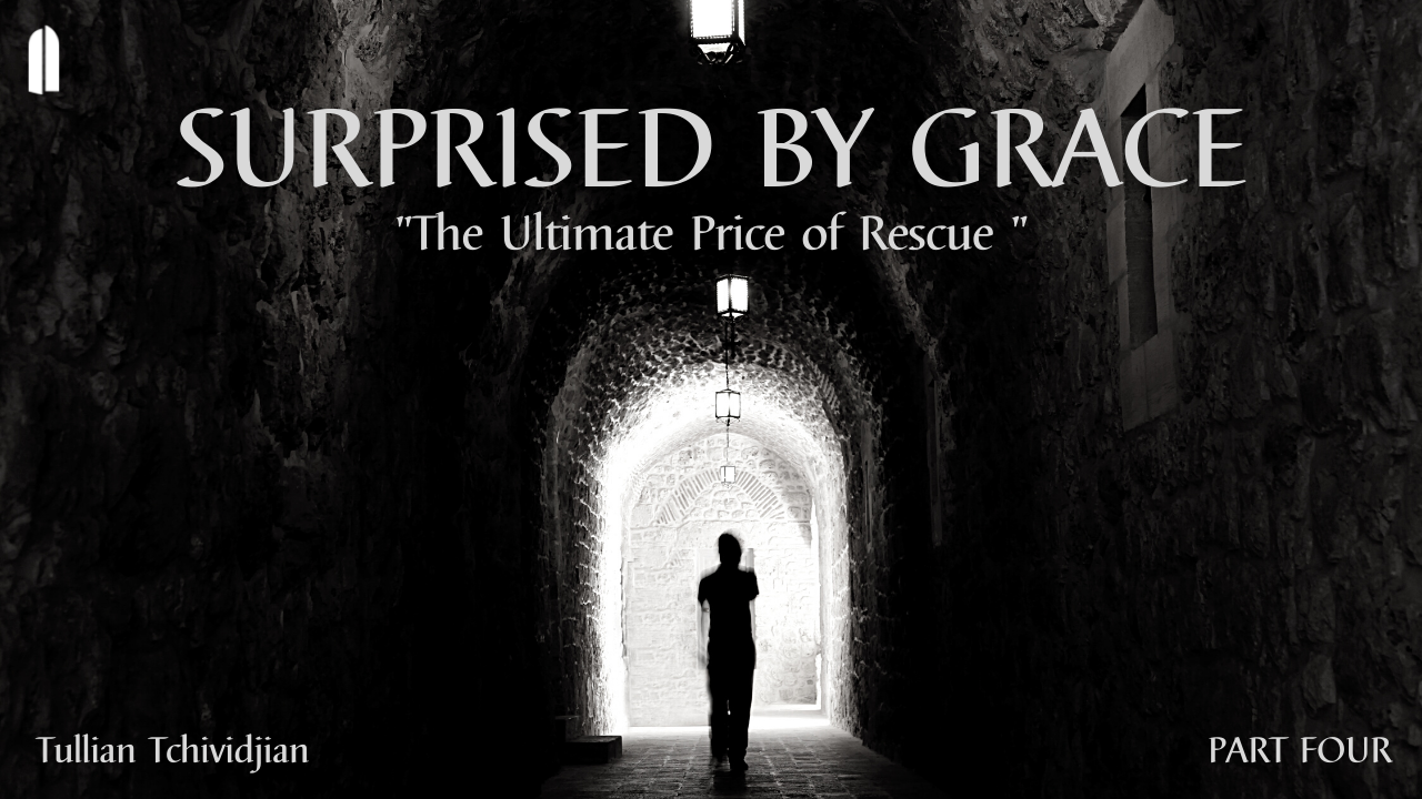 'Suprised by Grace' Part 4 Thumb Tullian