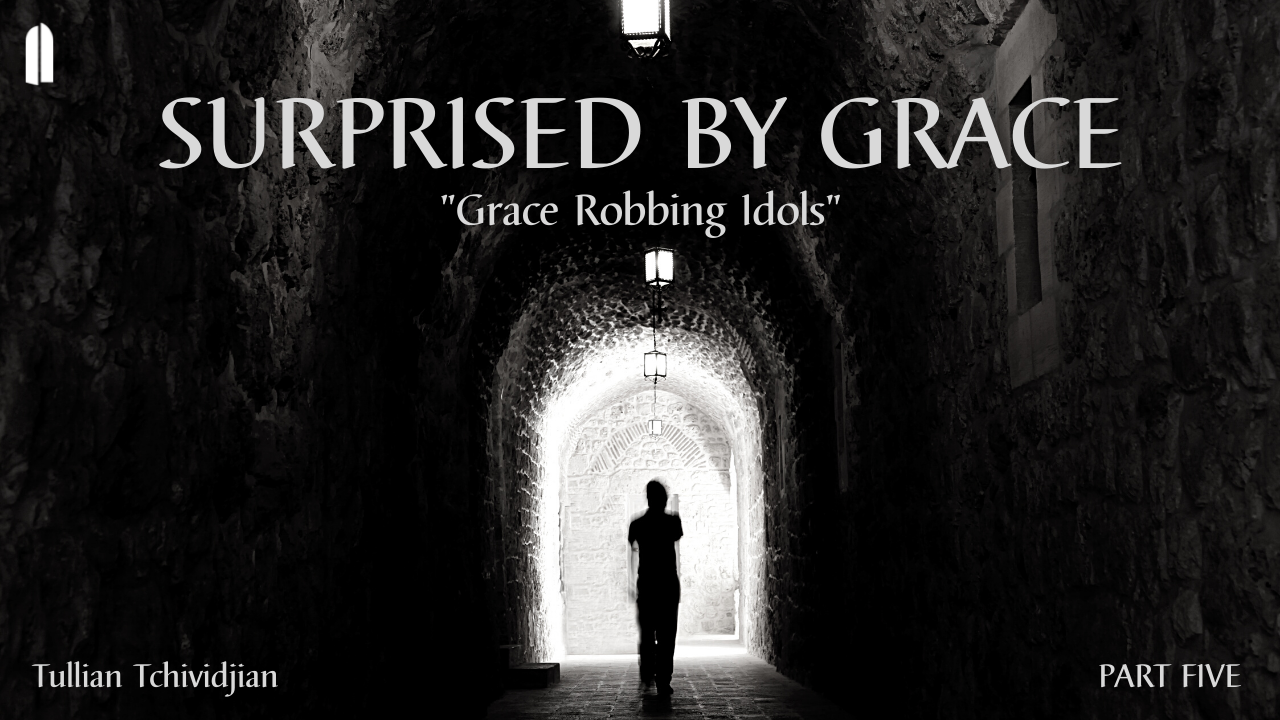 'Suprised by Grace' Part 5 Thumb Tullian