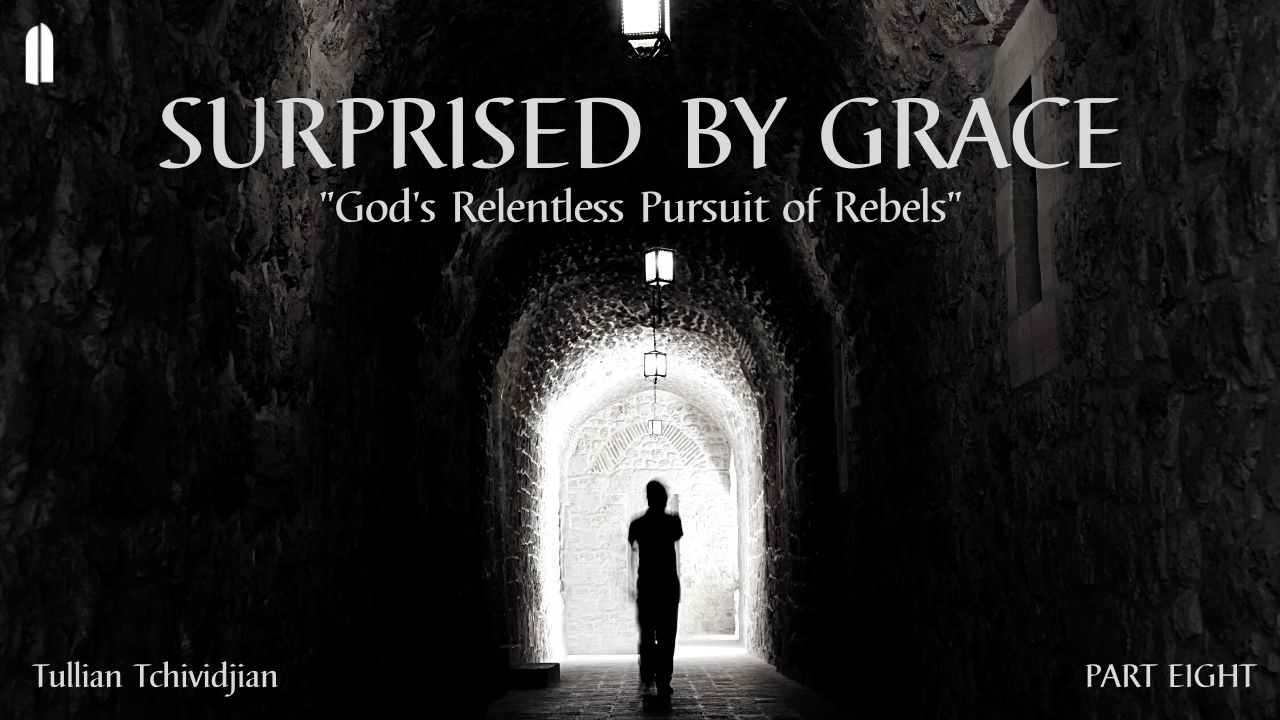'Suprised by Grace' Part 8 Thumb Tullian