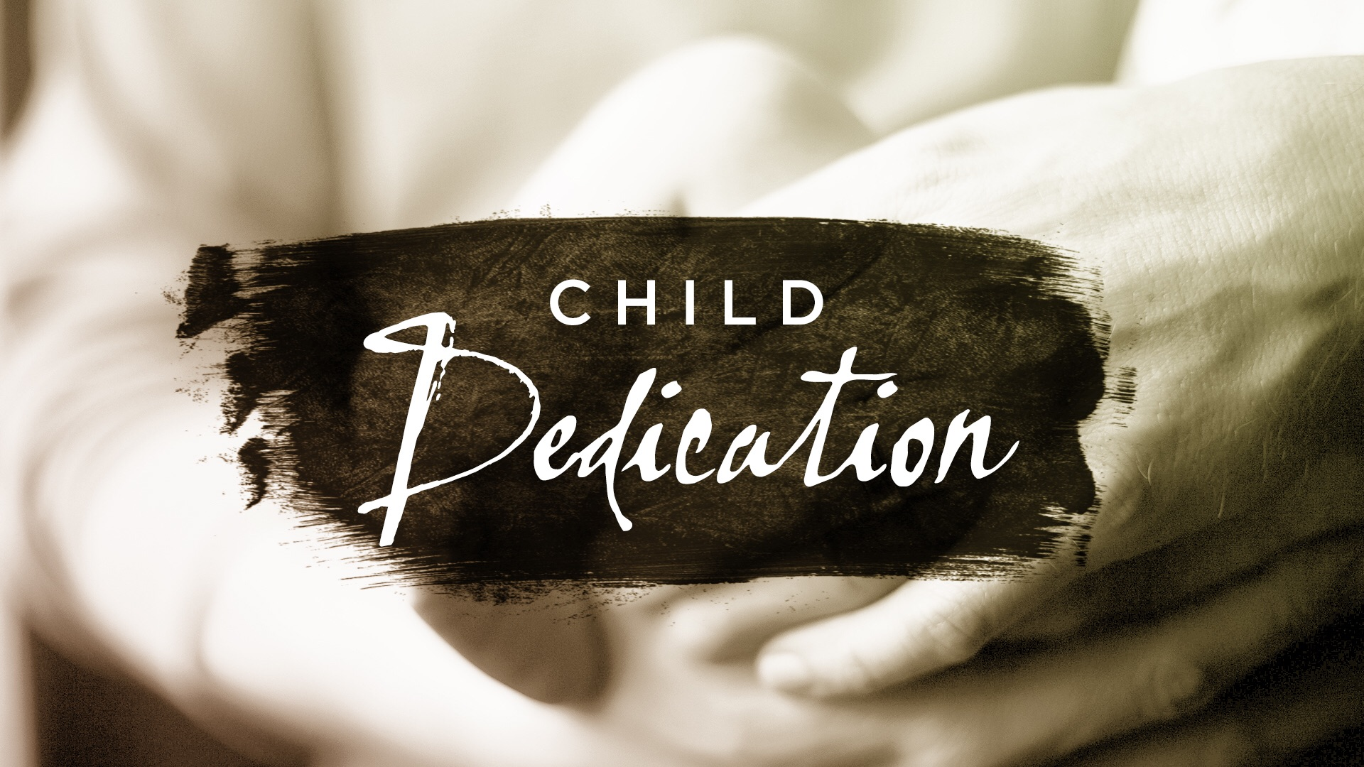 Child Dedication_2019 image