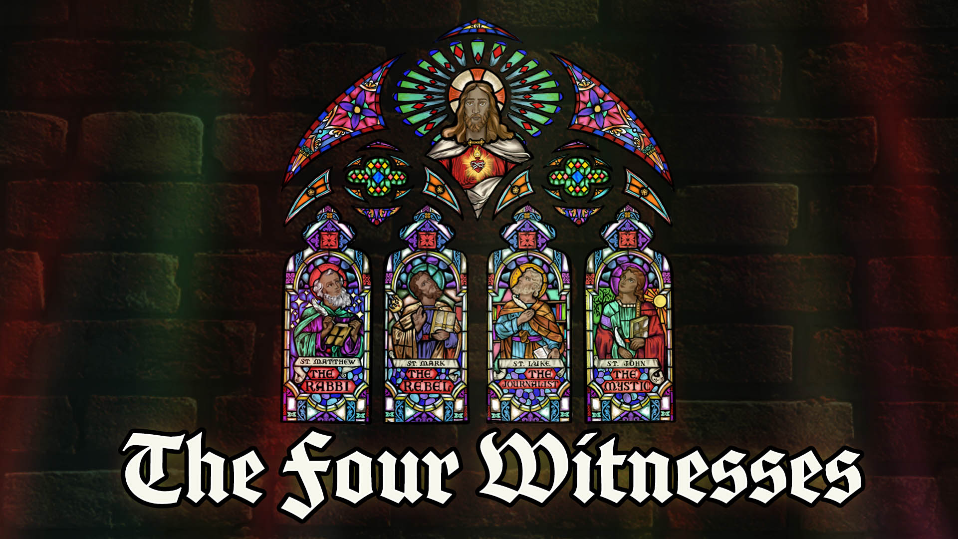 The Four Witnesses banner