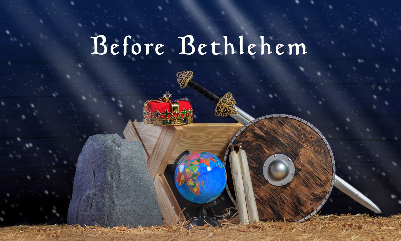 Before Bethlehem banner