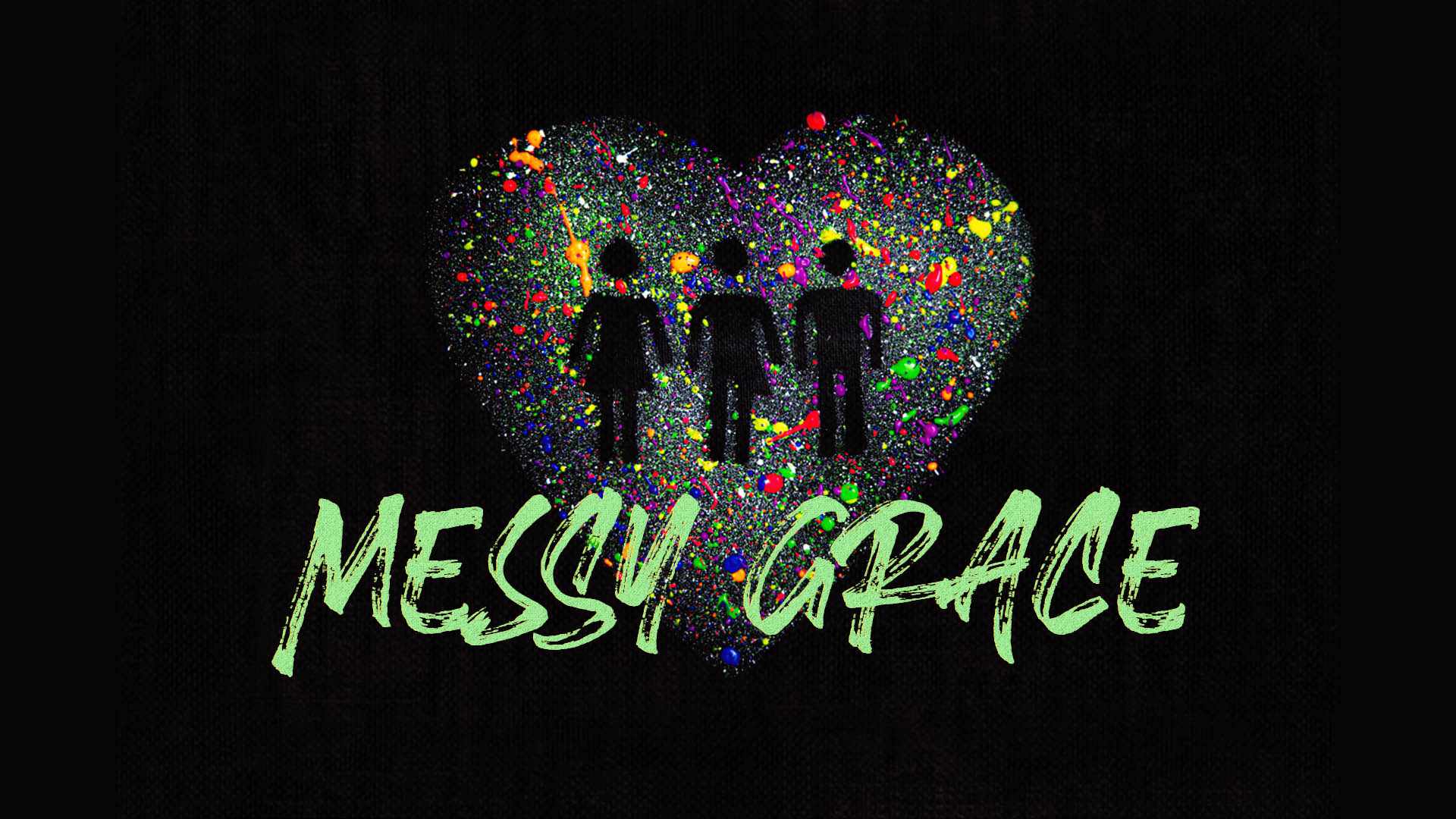 Messy Grace banner