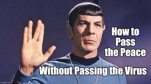 spock passing the peace