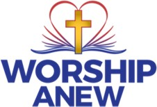 worship anew logo