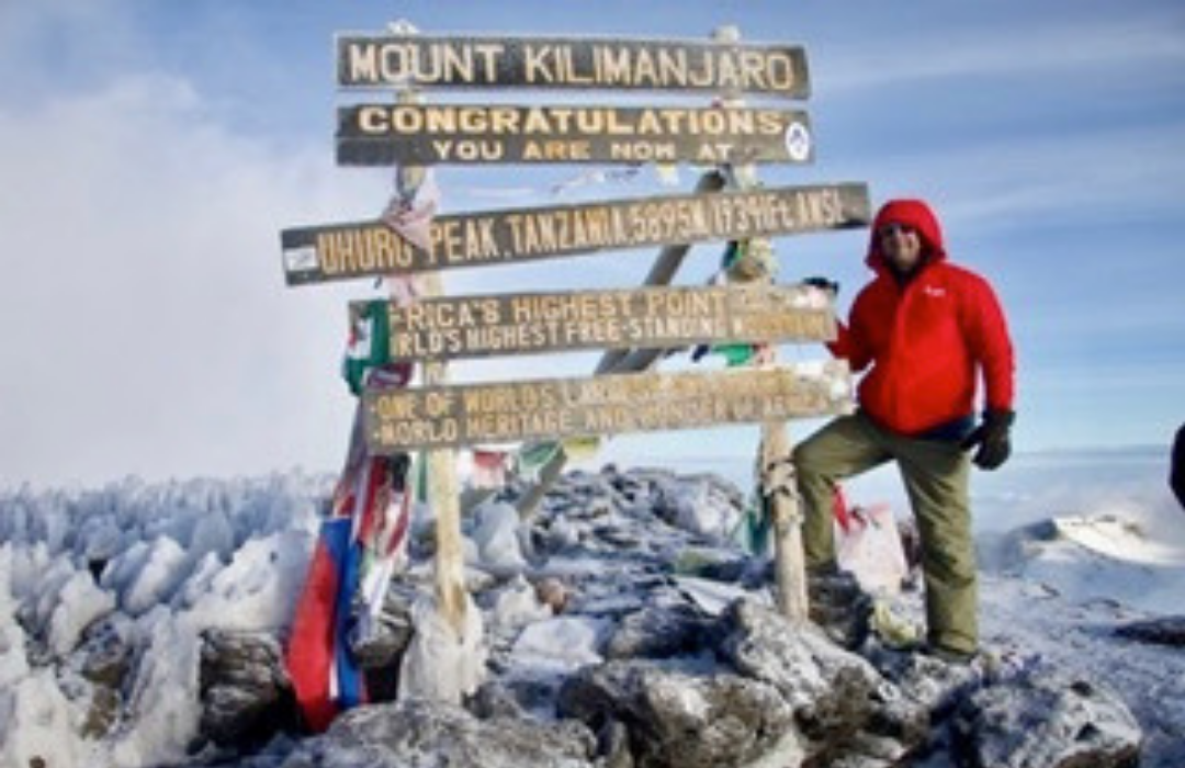 Kilimanjaro website blog pic