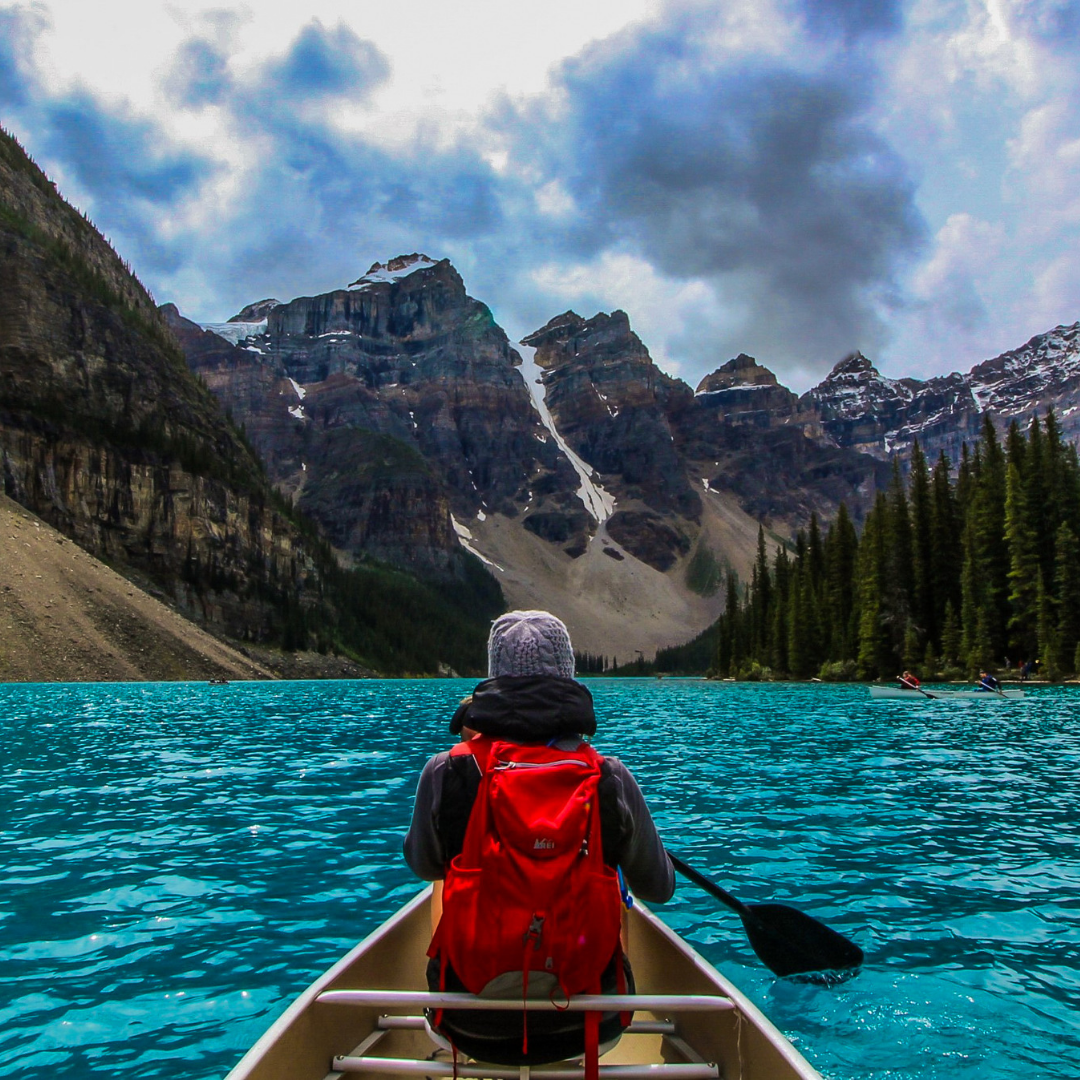 Canoeing Mountains