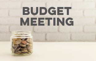 Event Image - Budget Meeting 2021