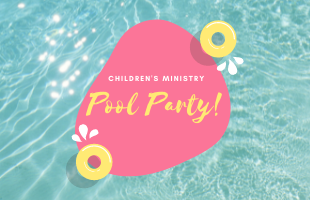 Event Image - CM Summer Pool Party 2021 image