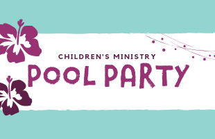 Event Image - CM Summer Pool Party image