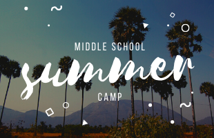 Event Image - Middle School Camp