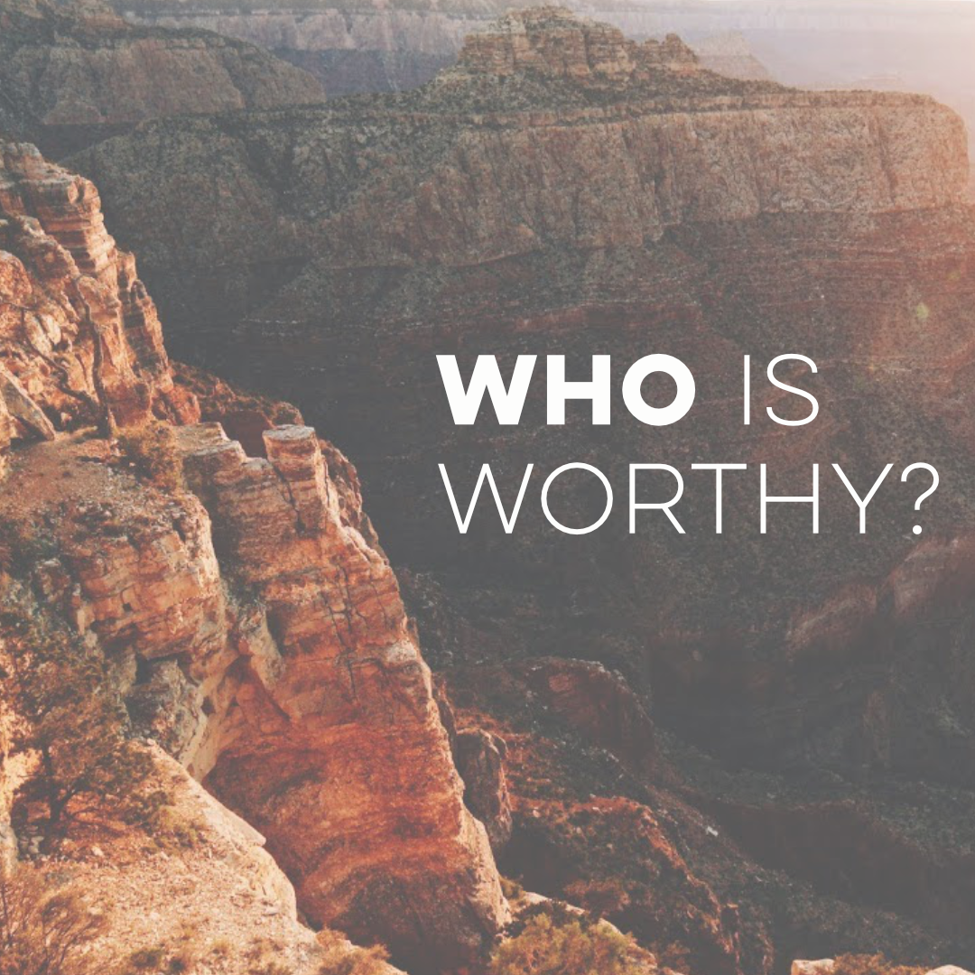 Social Media - 2.9.18 - Who is Worthy?