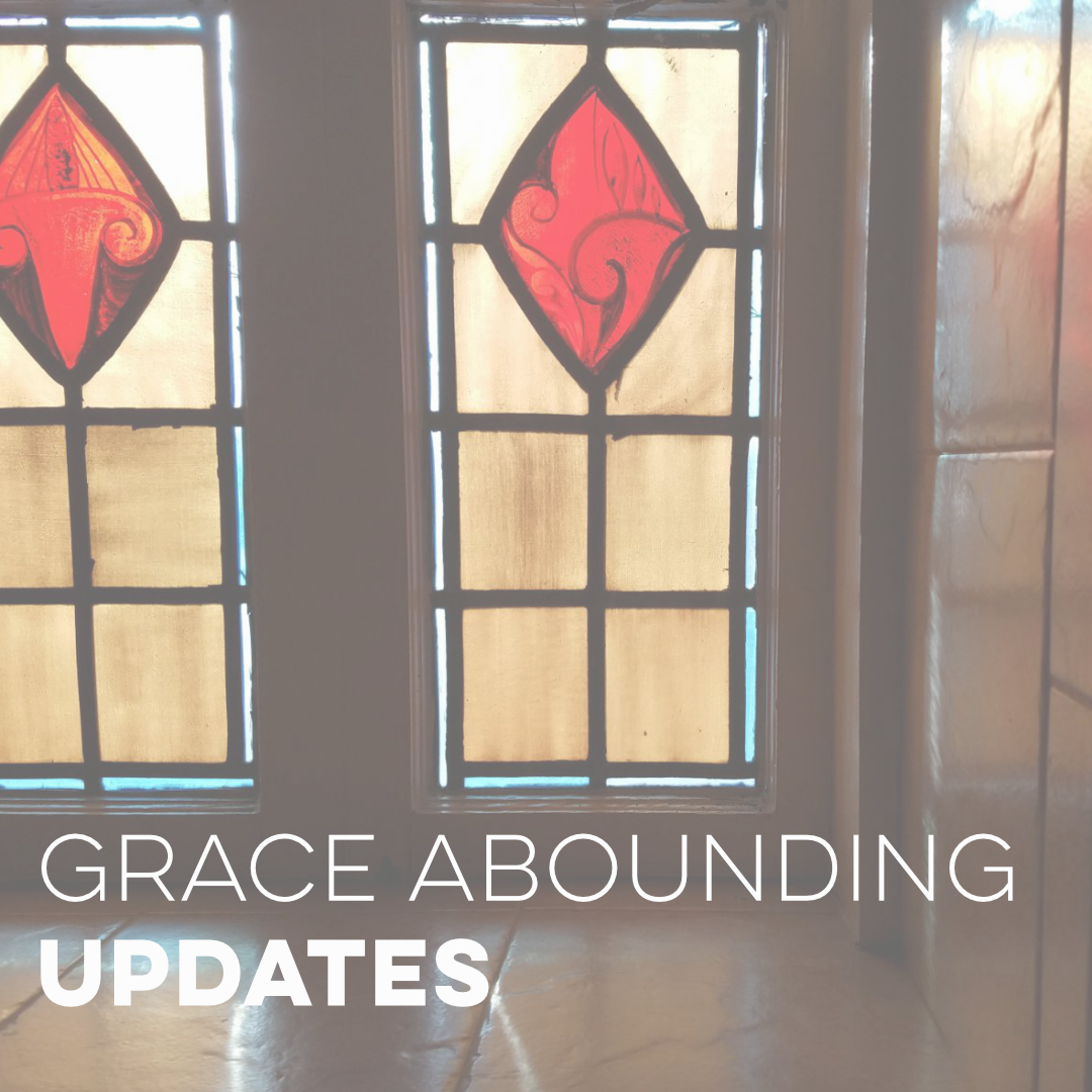 Social Media - Grace Abounding Updates