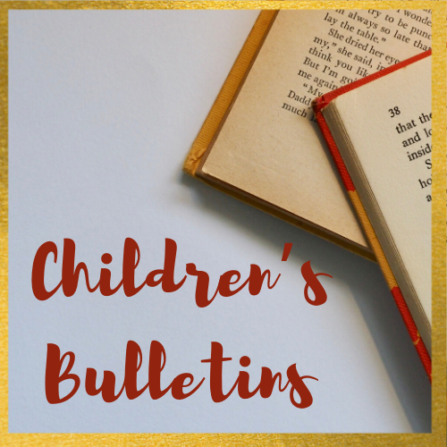 Children's bulletins icon